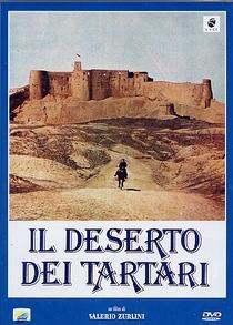 O Deserto dos Tártaros - Poster / Capa / Cartaz - Oficial 2