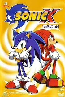 Sonic X (1ª Temporada) - Poster / Capa / Cartaz - Oficial 4