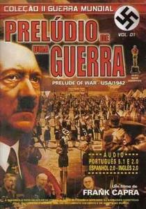 Prelúdio de uma Guerra - Poster / Capa / Cartaz - Oficial 2