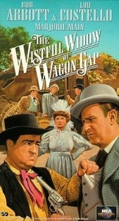 The Wistful Widow of Wagon Gap - Poster / Capa / Cartaz - Oficial 1