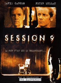 Sessão 9 - Poster / Capa / Cartaz - Oficial 4