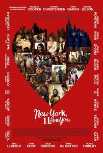 Nova York, Eu Te Amo - Poster / Capa / Cartaz - Oficial 3