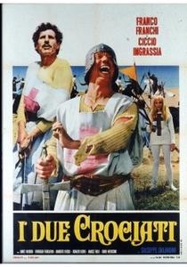 Os dois Crusados - Poster / Capa / Cartaz - Oficial 2