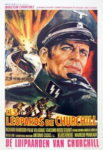 Os Leopardos da Guerra - Poster / Capa / Cartaz - Oficial 1