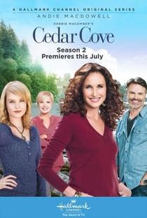 Os Casos de Cedar Cove (2ª Temporada) - Poster / Capa / Cartaz - Oficial 1