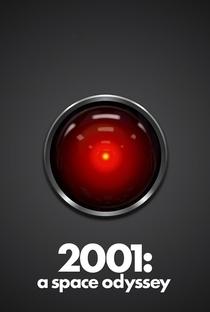 2001: Uma Odisseia no Espaço - Poster / Capa / Cartaz - Oficial 39