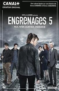Engrenages (5° Temporada) - Poster / Capa / Cartaz - Oficial 1