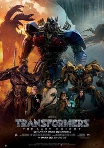 Transformers: O Último Cavaleiro - Poster / Capa / Cartaz - Oficial 4