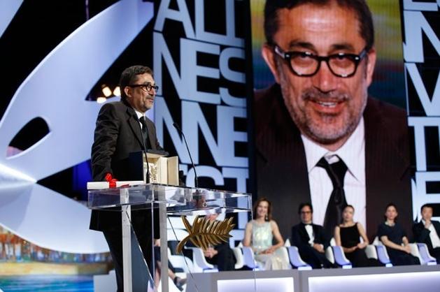 'Winter Sleep' leva a Palma de Ouro do Festival de Cannes