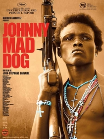 Johnny Mad Dog - Poster / Capa / Cartaz - Oficial 1