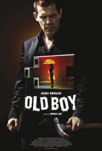 Oldboy: Dias de Vingança - Poster / Capa / Cartaz - Oficial 3