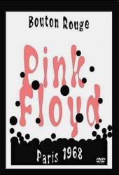 Pink Floyd - Bouton Rouge - Paris - 1968  - Poster / Capa / Cartaz - Oficial 1