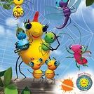 Os Amigos da Miss Spider (Miss Spider's Sunny Patch Friends)