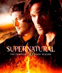 Sobrenatural (10ª Temporada) - Poster / Capa / Cartaz - Oficial 7