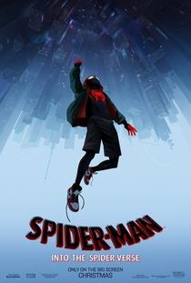 Homem-Aranha no Aranhaverso - Poster / Capa / Cartaz - Oficial 1
