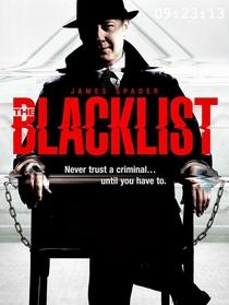 Lista Negra (1ª Temporada) - Poster / Capa / Cartaz - Oficial 2