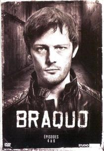 Braquo - Poster / Capa / Cartaz - Oficial 1