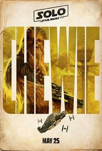 Han Solo: Uma História Star Wars - Poster / Capa / Cartaz - Oficial 16