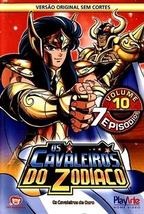 Os Cavaleiros do Zodíaco (Saga 1: Santuário) - Poster / Capa / Cartaz - Oficial 10
