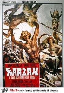 Karzan, O Fabuloso Homem da Selva - Poster / Capa / Cartaz - Oficial 2