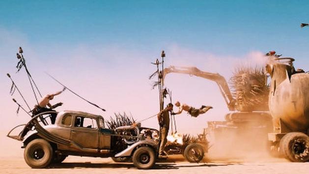 [Crítica] Mad Max - Estrada da Fúria (George Miller, 2015)