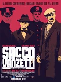 Sacco e Vanzetti - Poster / Capa / Cartaz - Oficial 4