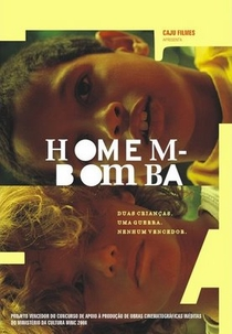Homem-bomba - Poster / Capa / Cartaz - Oficial 1