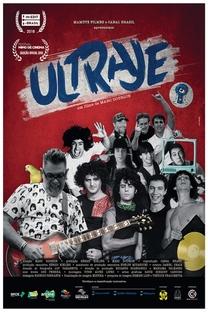 Ultraje - Poster / Capa / Cartaz - Oficial 1