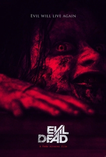 A Morte do Demônio - Poster / Capa / Cartaz - Oficial 3
