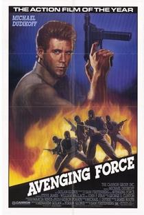 A Vingança de um Predador - Poster / Capa / Cartaz - Oficial 1