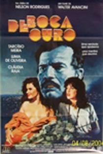 Boca De Ouro - Poster / Capa / Cartaz - Oficial 1
