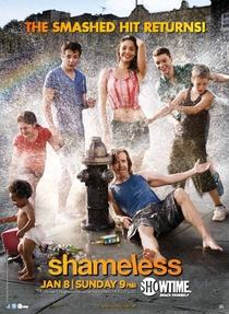 Shameless (US) (2ª Temporada) - Poster / Capa / Cartaz - Oficial 1