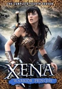Xena: A Princesa Guerreira (4ª Temporada) - Poster / Capa / Cartaz - Oficial 2