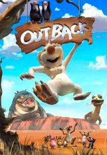 Outback - Uma Galera Animal - Poster / Capa / Cartaz - Oficial 2