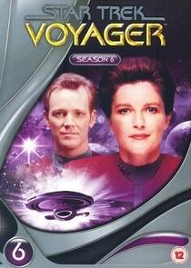 Jornada nas Estrelas: Voyager (6ª Temporada) - Poster / Capa / Cartaz - Oficial 1