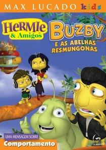 Hermie & Amigos - Buzby, e as Abelhas Resmungonas - Poster / Capa / Cartaz - Oficial 1