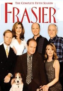 Frasier (5° temporada) - Poster / Capa / Cartaz - Oficial 1