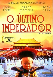 O Último Imperador - Poster / Capa / Cartaz - Oficial 2