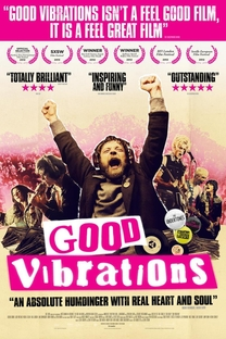 Good Vibrations - Poster / Capa / Cartaz - Oficial 1