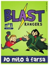 Blast Rangers  - Poster / Capa / Cartaz - Oficial 1