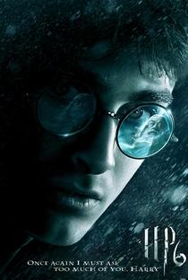 Harry Potter e o Enigma do Príncipe - Poster / Capa / Cartaz - Oficial 2