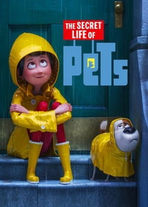 Pets: A Vida Secreta dos Bichos - Poster / Capa / Cartaz - Oficial 16