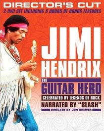 Jimi Hendrix: The Guitar Hero - Poster / Capa / Cartaz - Oficial 1