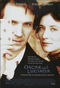 Oscar e Lucinda - Poster / Capa / Cartaz - Oficial 4