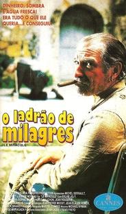 O Ladrão de Milagres - Poster / Capa / Cartaz - Oficial 1