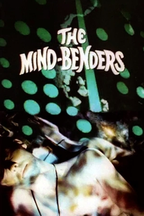 The Mind-Benders - Poster / Capa / Cartaz - Oficial 1