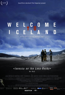Welcome to Iceland - Poster / Capa / Cartaz - Oficial 1