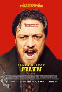 Filth - Poster / Capa / Cartaz - Oficial 1