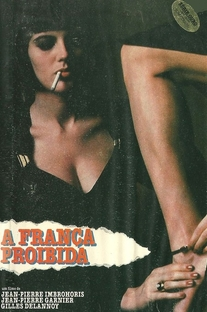 A França Proibida - Poster / Capa / Cartaz - Oficial 1