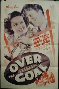 Over the Goal  - Poster / Capa / Cartaz - Oficial 1